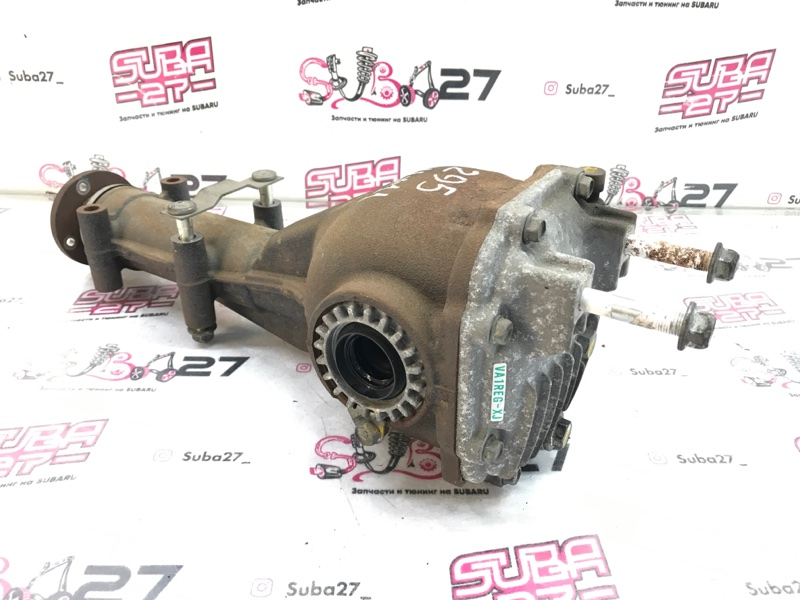 Редуктор Subaru Legacy BL9 EJ253 2008 (б/у)