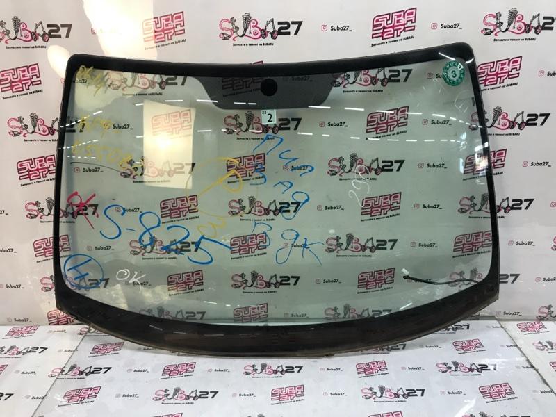 Стекло Subaru Legacy BP9 EJ253 2008 переднее (б/у)