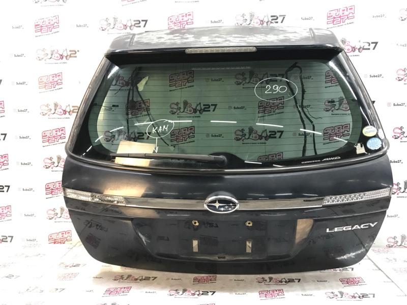 Дверь багажника Subaru Legacy BP9 EJ253 2008 (б/у)