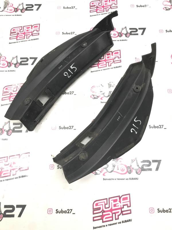 Накладка на стоп-сигнал Subaru Legacy BP5 EJ20X 2003 (б/у)