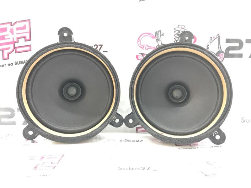 Мультимедиа акустика Subaru Legacy BP9 EJ253 2008 задняя (б/у)