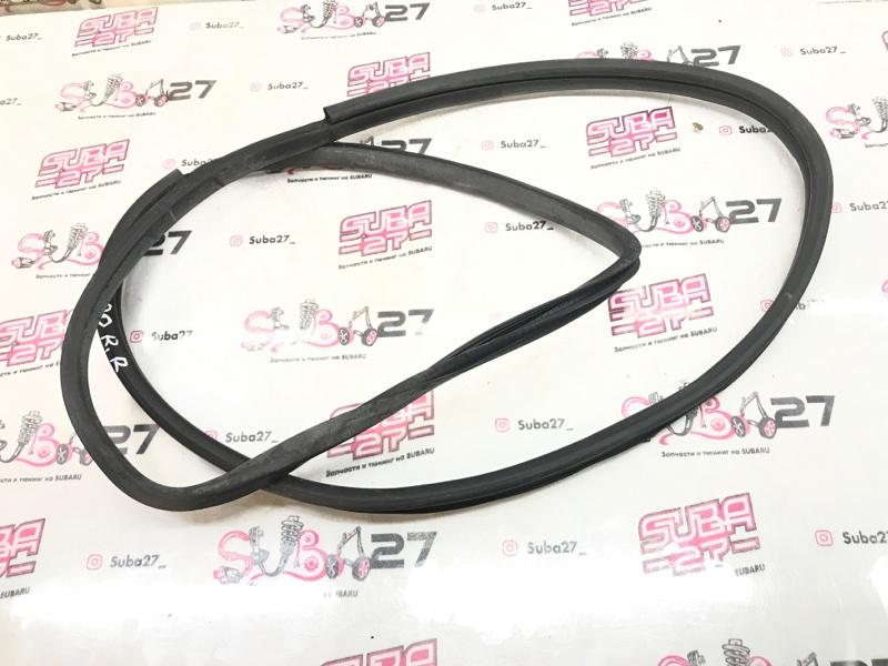 Уплотнительная резинка Subaru Legacy BP9 EJ253 2008 задняя правая (б/у)