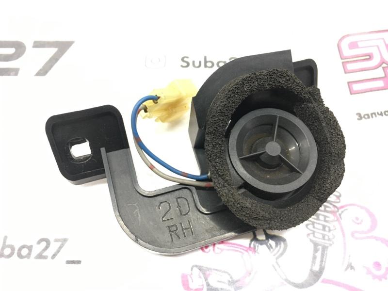 Мультимедиа акустика Subaru Legacy BP9 EJ253 2008 правая (б/у)