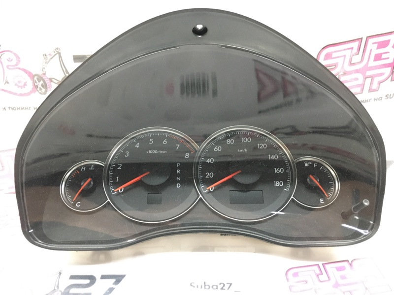 Спидометр Subaru Legacy BP9 EJ253 2008 (б/у)