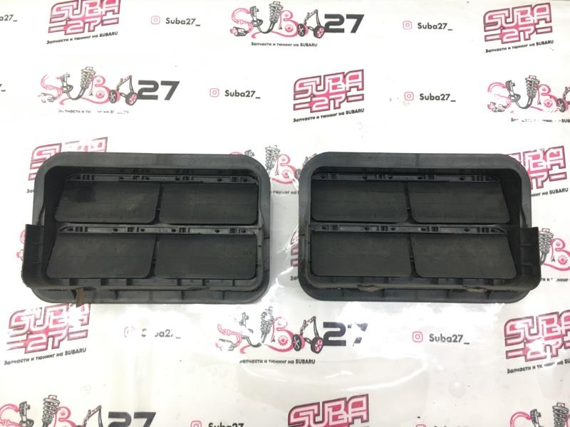 Вытяжка багажника Subaru Legacy BL9 EJ253 2008 (б/у)