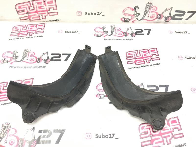Накладка на стоп-сигнал Subaru Legacy BP9 EJ253 2008 (б/у)