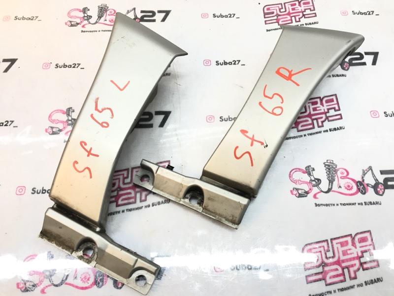 Накладка на крыло Subaru Forester SF5 2000 (б/у)