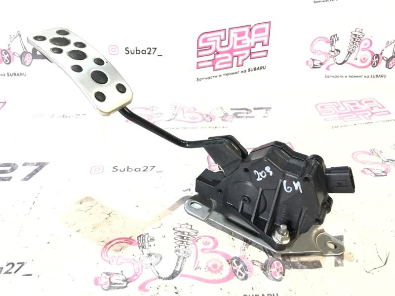 Педаль газа Subaru Impreza GH2 EL15 2011 (б/у)