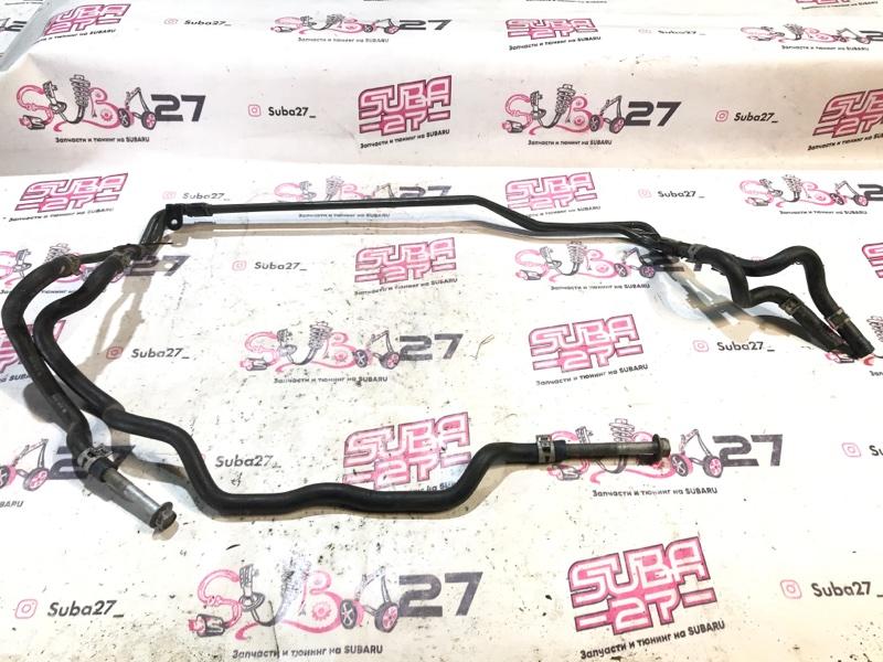 Шланги кпп Subaru Legacy BR9 EJ253 2010 (б/у)