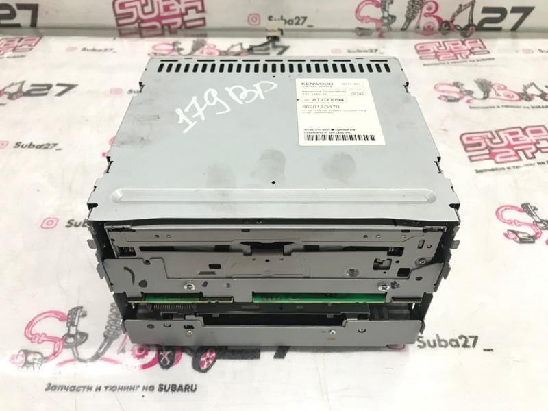 Мультимедиа магнитола Subaru Legacy BP5 EJ20X 2008 (б/у)