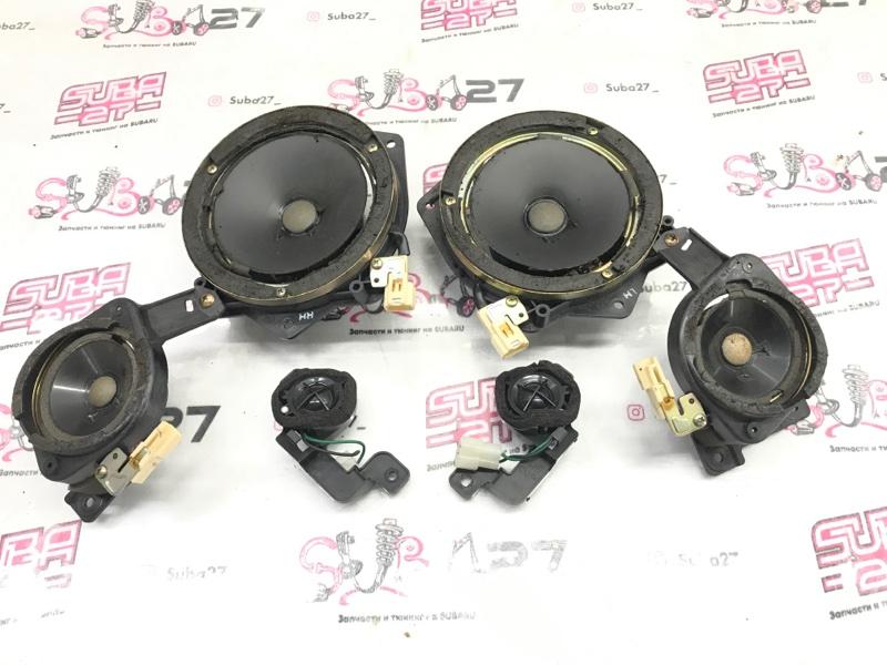 Мультимедиа акустика Subaru Legacy BP5 EJ20X 2008 (б/у)