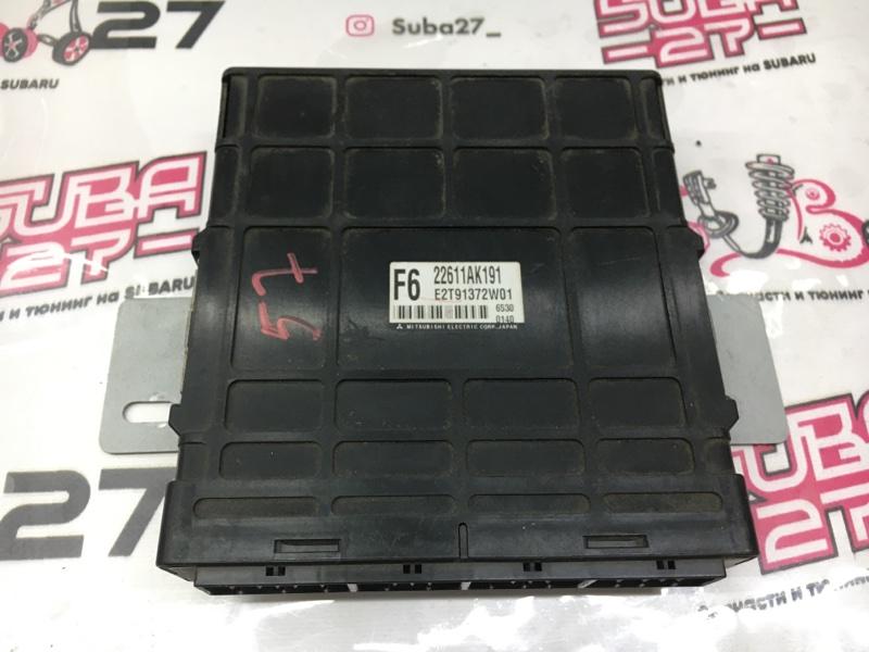 Блок управления двс Subaru Legacy BL5 2006 (б/у)