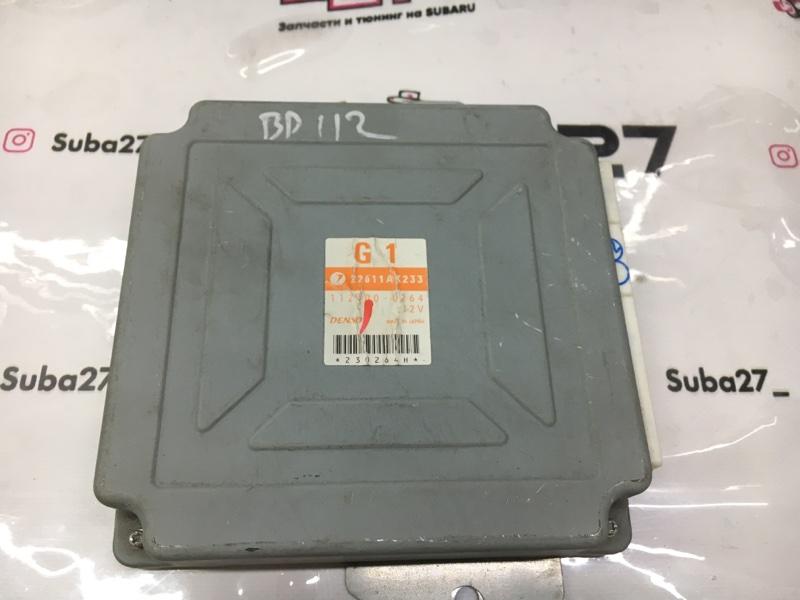 Блок управления двс Subaru Legacy BL5 EJ20X 2005 (б/у)