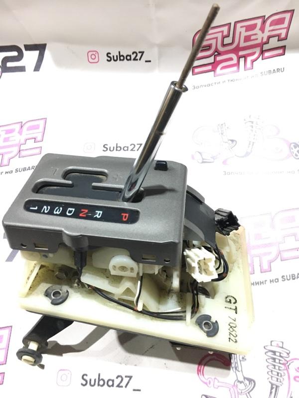 Селектор акпп Subaru Forester SG5 2007 (б/у)
