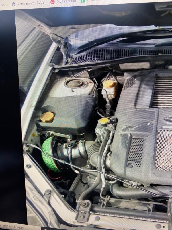 Крышка гур Subaru Legacy BP5 EJ20X 2004 (б/у)
