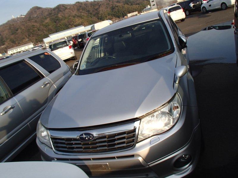 Автомобиль Subaru Forester SH5 EJ204 2008 года в разбор
