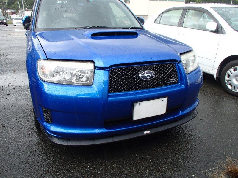 Автомобиль Subaru Forester SG5 EJ205 2007 года в разбор