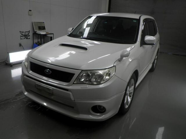 Автомобиль Subaru Forester SH5 EJ205 2008 года в разбор