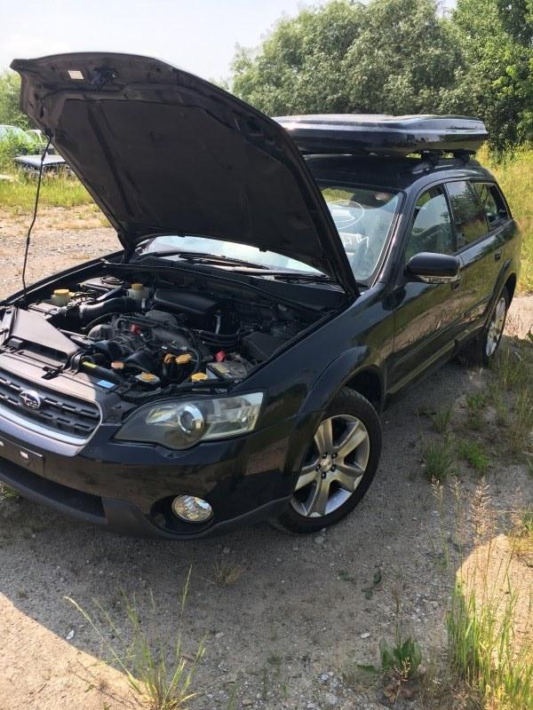 Автомобиль Subaru Outback BP9 EJ253 2004 года в разбор