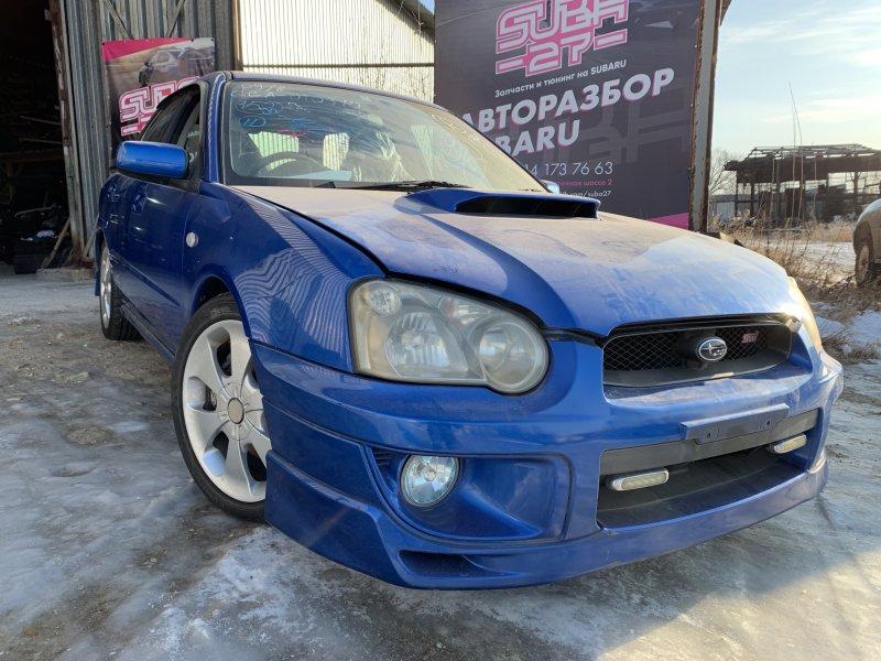 Автомобиль Subaru Impreza GGA EJ205 2004 года в разбор