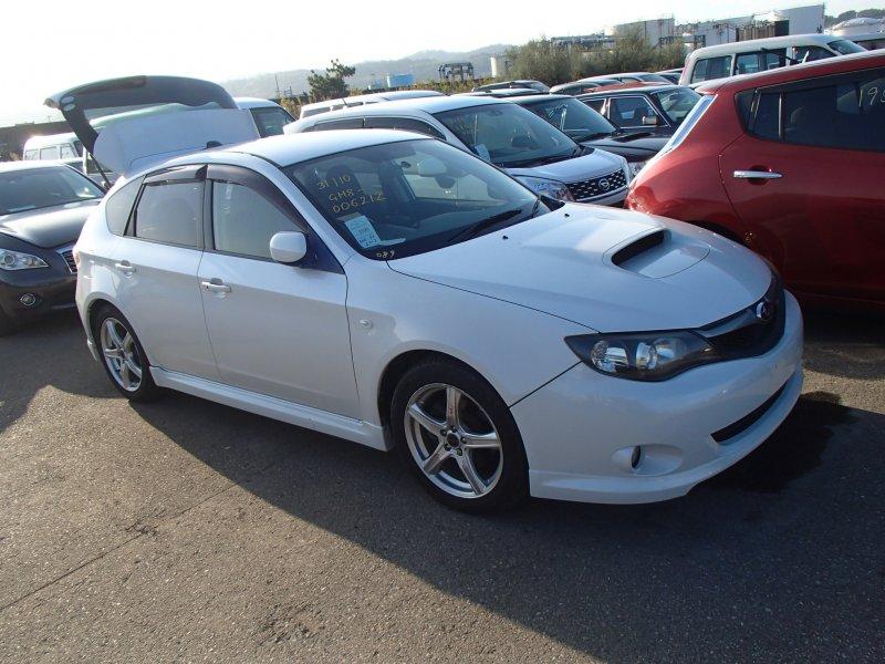 Автомобиль Subaru Impreza GH8 EJ20X 2008 года в разбор