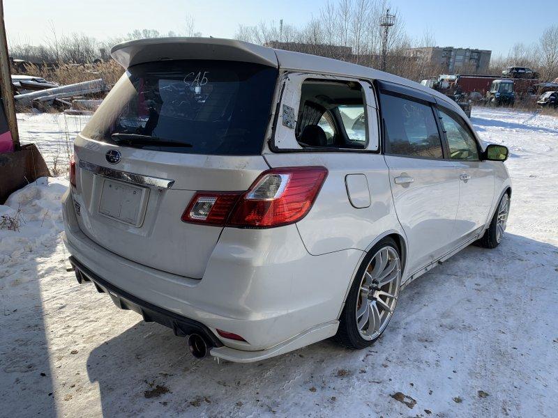 Автомобиль Subaru Exiga YA9 EJ253 2010 года в разбор