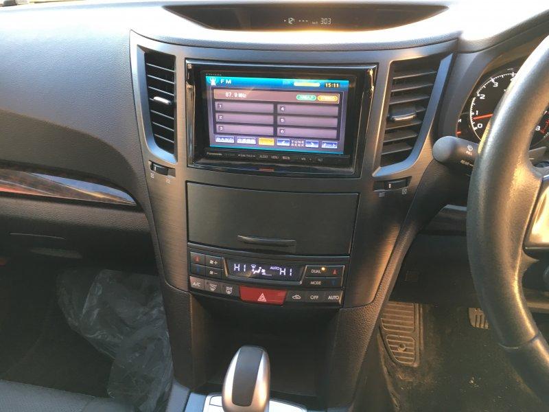 Автомобиль Subaru Outback BRF EZ36 2012 года в разбор