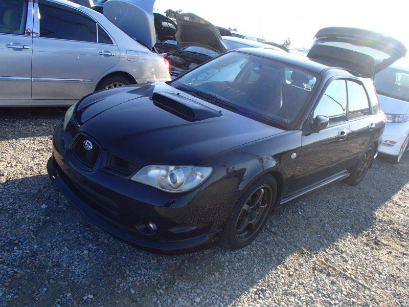 Автомобиль Subaru Impreza GGA EJ205 2006 года в разбор