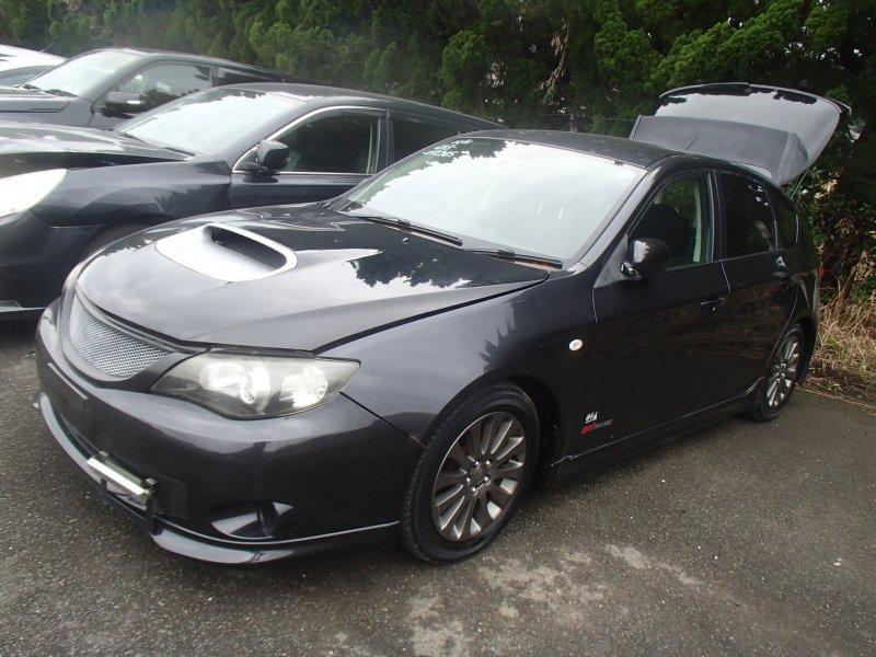 Автомобиль Subaru Impreza GH3 EL154 2009 года в разбор