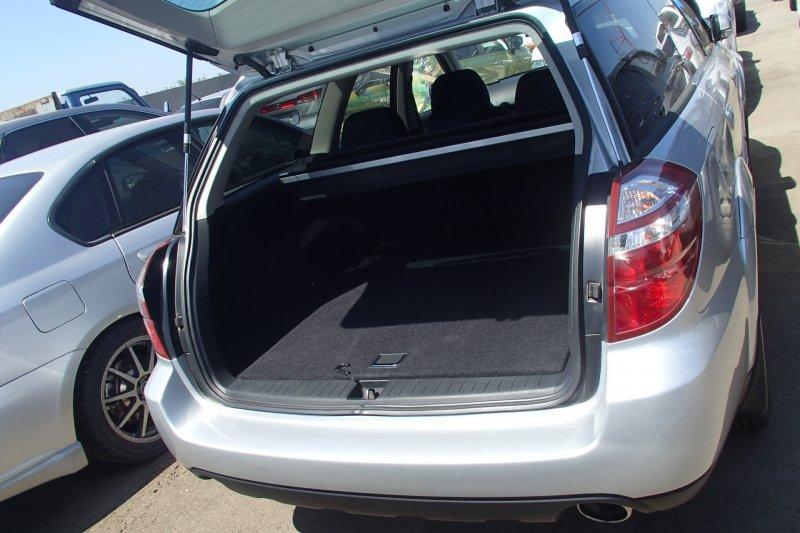 Автомобиль Subaru Outback BP9 EJ253 2003 года в разбор