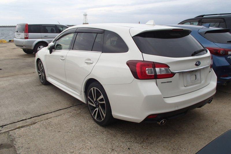 Автомобиль Subaru Levorg VMG FA20 2015 года в разбор