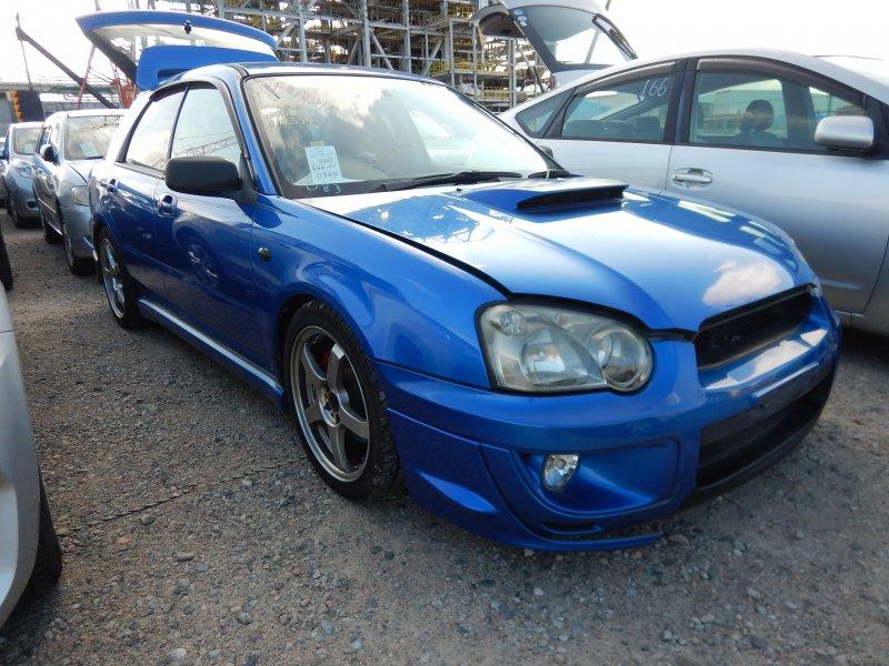 Автомобиль Subaru Impreza GGA EJ205 2003 года в разбор