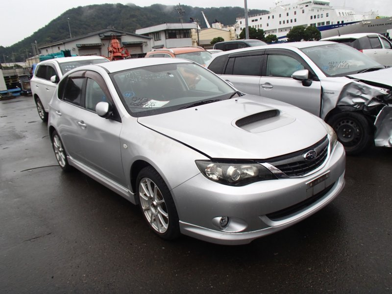 Автомобиль Subaru Impreza GH8 EJ20X 2007 года в разбор