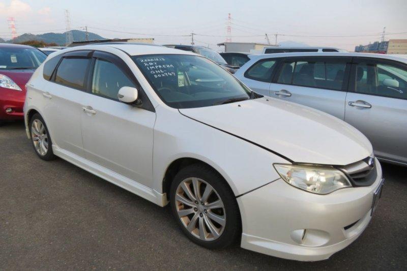 Автомобиль Subaru Impreza GH6 EJ203 2008 года в разбор