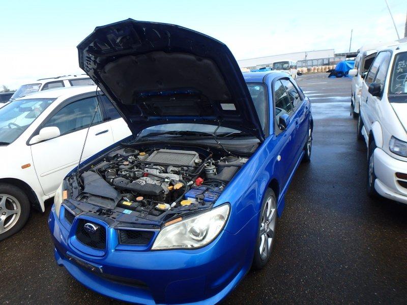 Автомобиль Subaru Impreza GGA EJ205 2007 года в разбор