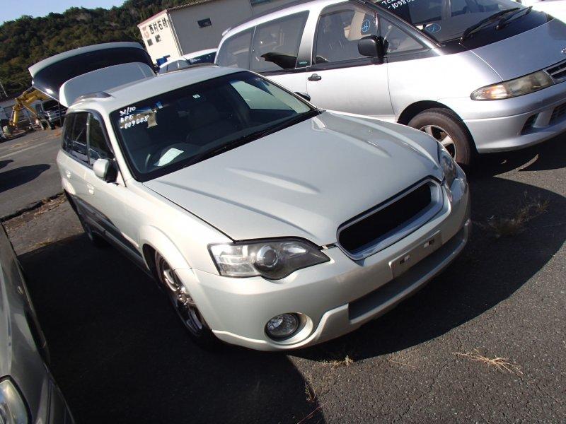 Автомобиль Subaru Outback BPE EZ30 2004 года в разбор