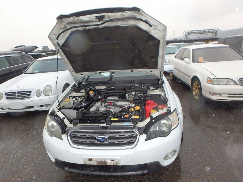 Автомобиль Subaru Outback BP9 EJ253 2005 года в разбор