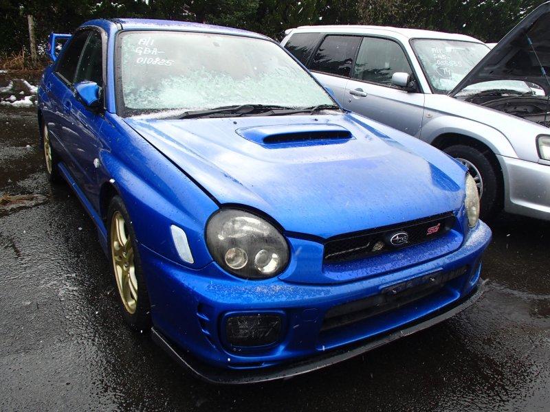 Автомобиль Subaru Impreza GDA EJ205 2002 года в разбор