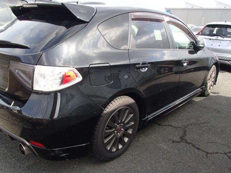 Автомобиль Subaru Impreza GH2 EL15 2011 года в разбор