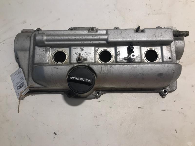 Крышка головки блока цилиндров Toyota Windom VCV10 3VZFE 1994 левая (б/у)