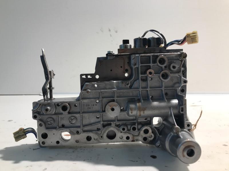 Блок клапанов автоматической трансмиссии Nissan Liberty PM12 SR20DE 1999 (б/у)