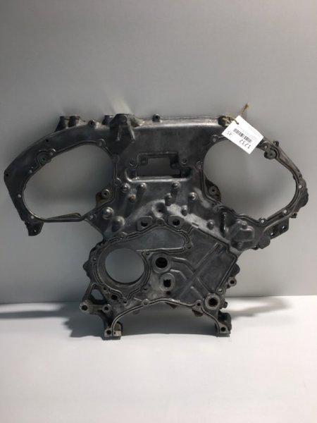 Лобовина двигателя Nissan Murano PNZ50 VQ35DE 2004 задняя (б/у)
