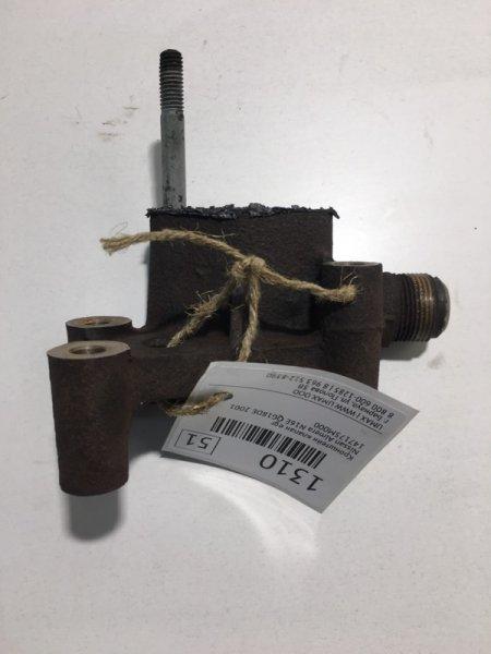 Кронштейн клапана egr Nissan Almera N16E QG18DE 2001 (б/у)