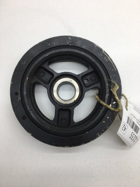 Шкив коленвала Mazda Axela GG3P L3VDT 2005 (б/у)