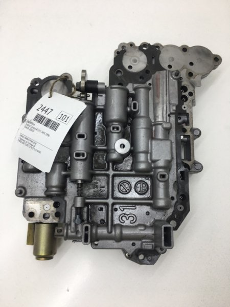 Блок клапанов автоматической трансмиссии Toyota Corona AT211 7AFE 1996 (б/у)