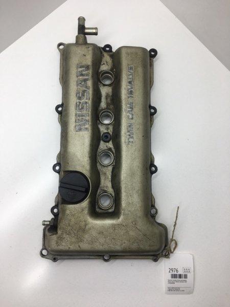 Крышка головки блока цилиндров Nissan Avenir PNW10 SR20DE 1997 (б/у)