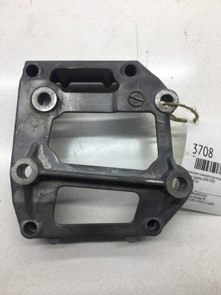 Кронштейн компрессора кондиционера Mazda Capella GFER FSDE (б/у)