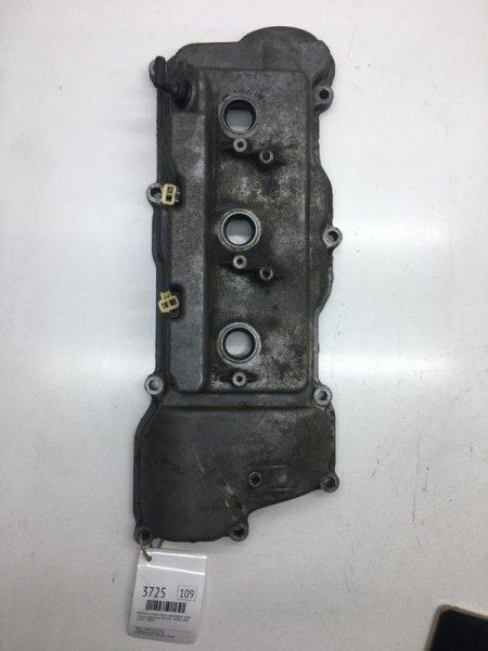 Крышка головки блока цилиндров Toyota Highlander MCU25L 1MZFE 2001 правая (б/у)