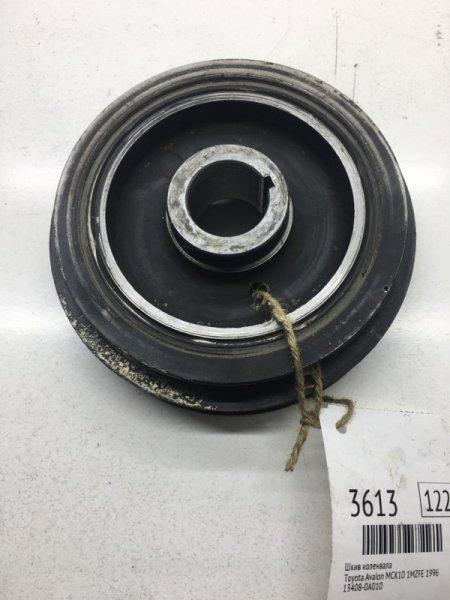 Шкив коленвала Toyota Avalon MCX10 1MZFE 1996 (б/у)