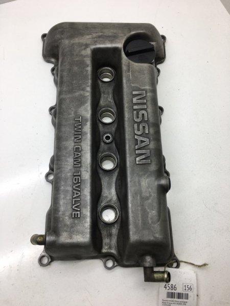 Крышка головки блока цилиндров Nissan R'nessa N30 SR20DE 1998 (б/у)